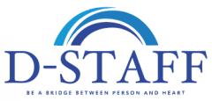 D-STAFF ロゴ